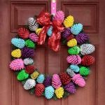 62 Best Spring Wreaths Front Door Ideas (58)