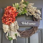 62 Best Spring Wreaths Front Door Ideas (9)