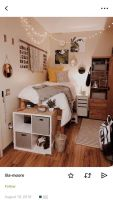 77 Inspiring Small Apartment Bedroom College Design Ideas and Decor (69)