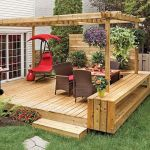 Backyard Deck Design Ideas & Remodels (27)