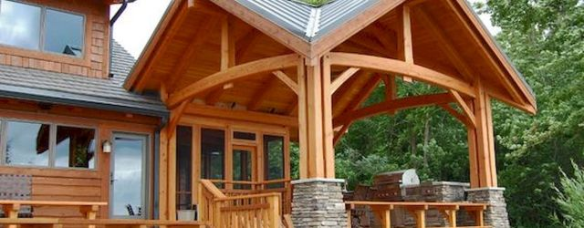 Covered Deck and Pergola Roof Design Ideas (28)