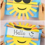Easy Summer Crafts Ideas for Kids (43)