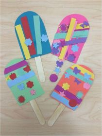 Easy Summer Crafts Ideas for Kids (96)