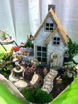 Fairy Garden Design Ideas For Summer (30)