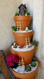 Fairy Garden Design Ideas For Summer (40)