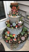 Fairy Garden Design Ideas For Summer (56)