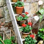 Ladder In The Garden Design Ideas and Remodel (33)