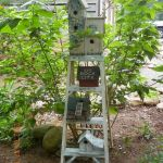 Ladder In The Garden Design Ideas and Remodel (46)