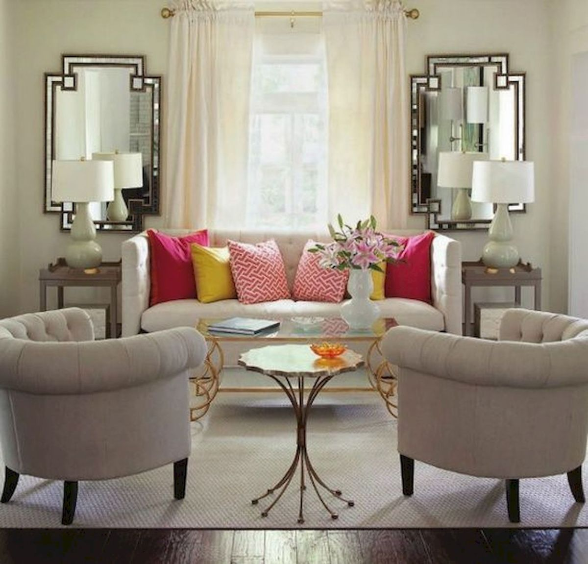 53 Excellent Formal Living Room Decor Ideas (2)