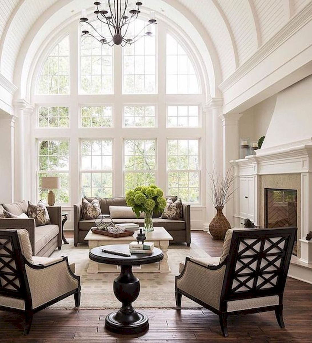 53 Excellent Formal Living Room Decor Ideas (44)