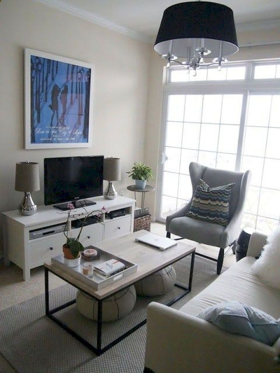 57 Cozy Living Room Apartment Decor Ideas (15)