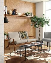 72 Industrial Living Room Decor Ideas (17)