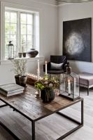 72 Industrial Living Room Decor Ideas (4)