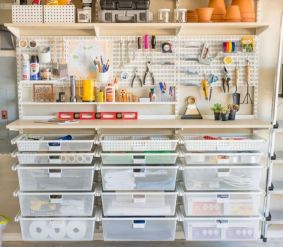 20 Best Garage Storage Ideas (20)