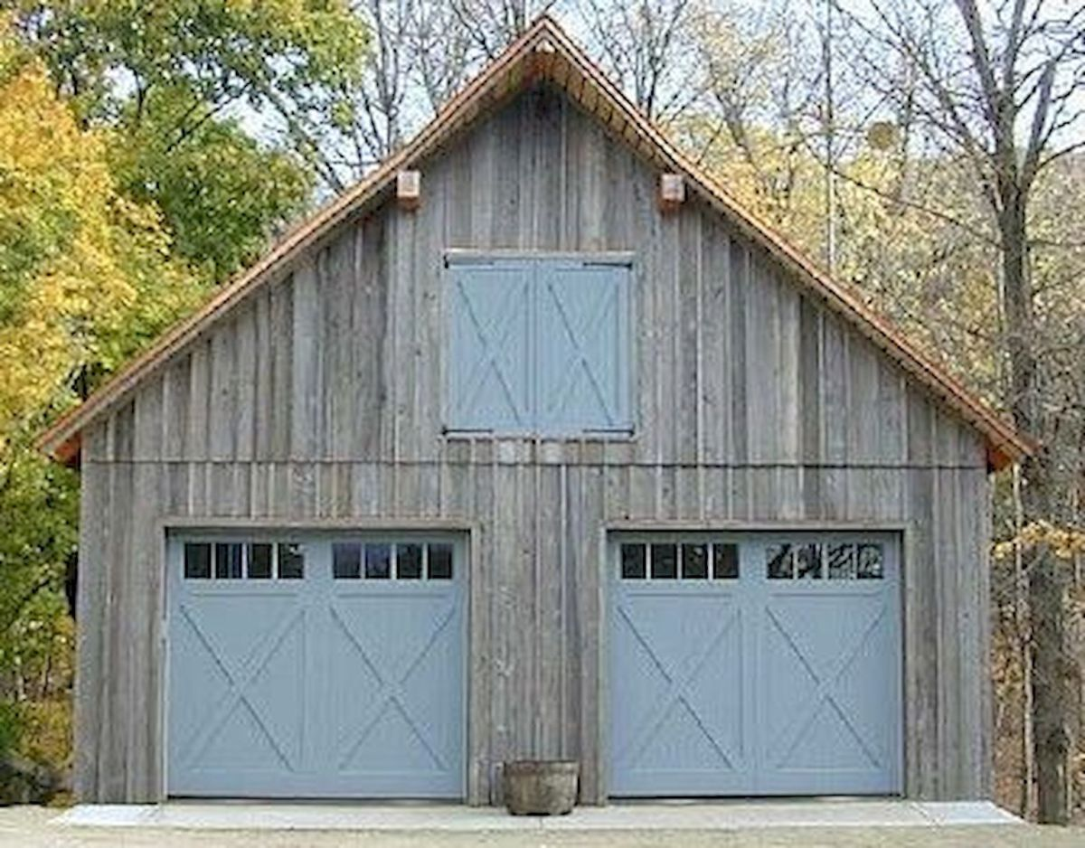 40 Best Garage Doors Ideas (3)