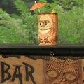 Bigfoot Tiki Mug