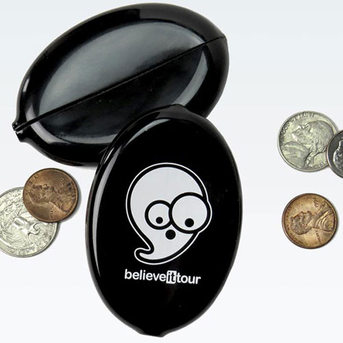 Ghost Coin Holder