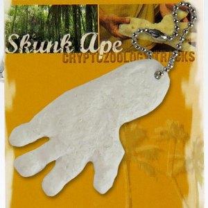 Skunk Ape Keychain