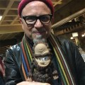 Bobcat Goldthwait - Painting Bigfoot