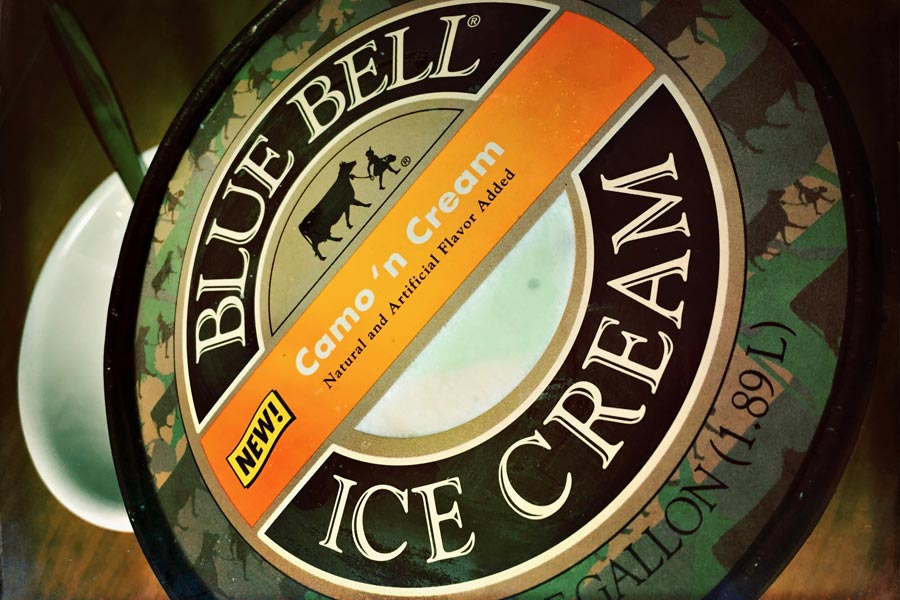 Blue Bell Camo n