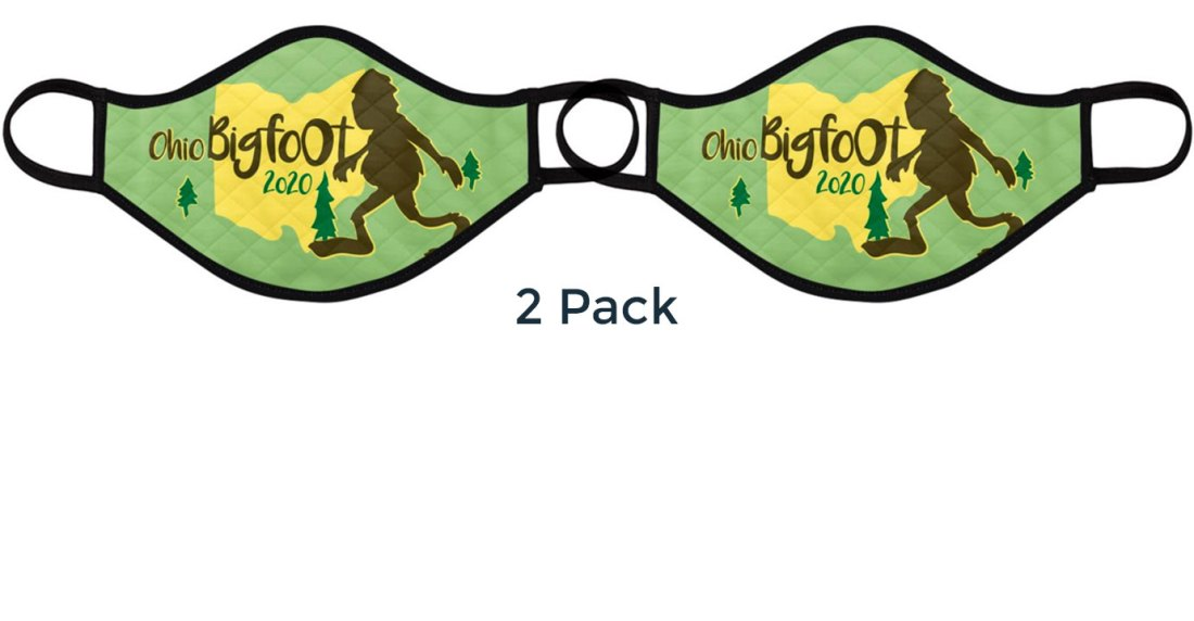 Ohio Bigfoot 2 pack