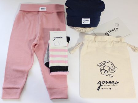 goomo.shop_gift pack toddler pink navy
