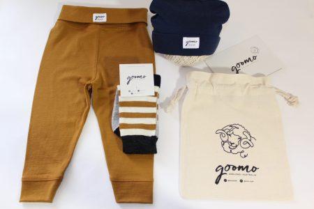 goomo.shop_Gift pack toddler ochre navy