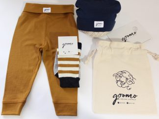 goomo.shop_Gift pack toddler ochre navy