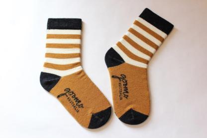 goom.shop_ochre natural child socks