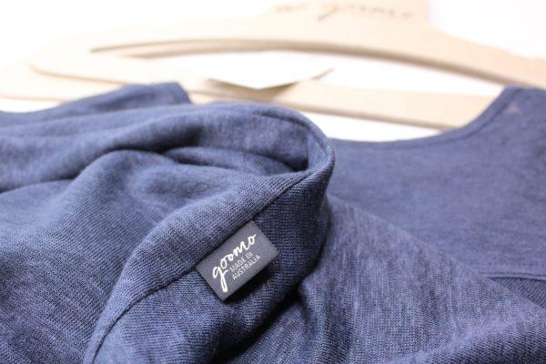 goomo.shop_pure linen Prussian Blue