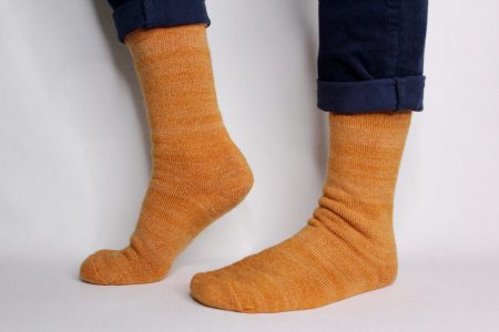 goomo.shop_hand dyed Terry lined socks