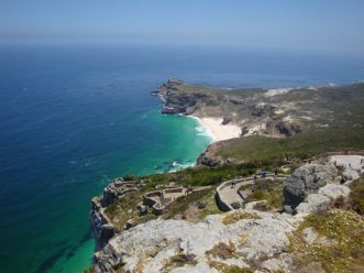 Walk up to the Lighthouse - Cape Point