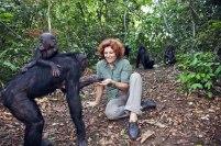 Lola ya Bonobo founder Claudine Andre