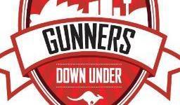 gunners down under