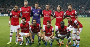 Arsenal Go All In