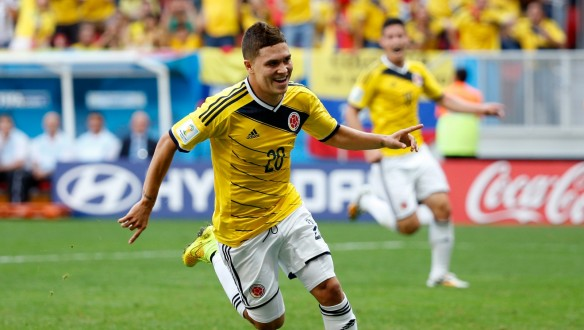 Arsenal Identify £19m Rated Colombian Star As Ozil's Replacement