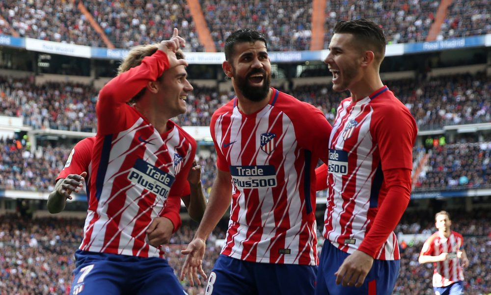 Atletico Madrid superstar a 'big doubt' for Arsenal clash next week