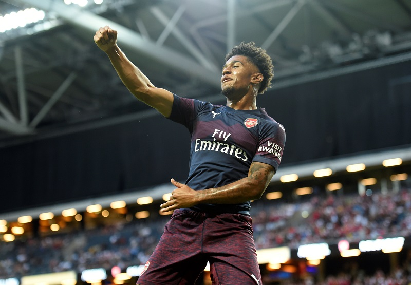 Emery Praises Arsenal Starlet Nelson Hinting At Possible January Return
