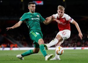 Championship Side Look To Secure Arsenal's Smith Rowe On Loan Deal