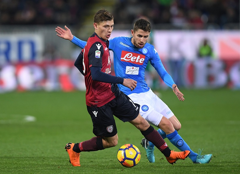 Arsenal Scouts Spotted Watching £43m Rated Serie A Midfield Maestro In Action