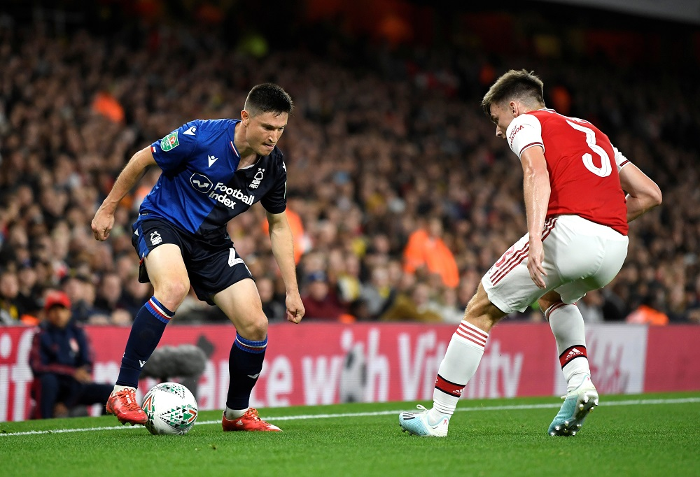 Three Things We Learned About Kieran Tierney From His Arsenal Debut