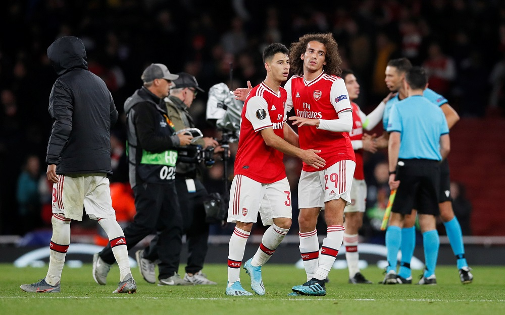 'He's Gone Then' 'Kid Is Done Under Arteta' Fans Speculate Arsenal Star Could Be Set To Leave After Latest Development
