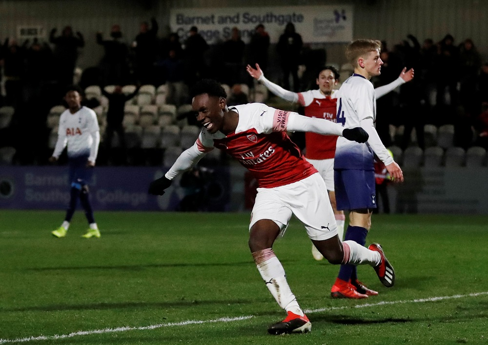 'We Should Not Let Him Go' 'He's Better Than Nketiah' Fans Frustrated By Reports That Arsenal Ace Could Leave