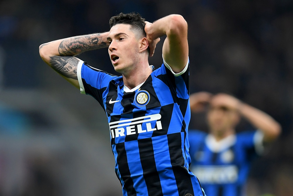 Arsenal And City Have Enquiries Knocked Back For Inter Milan Star