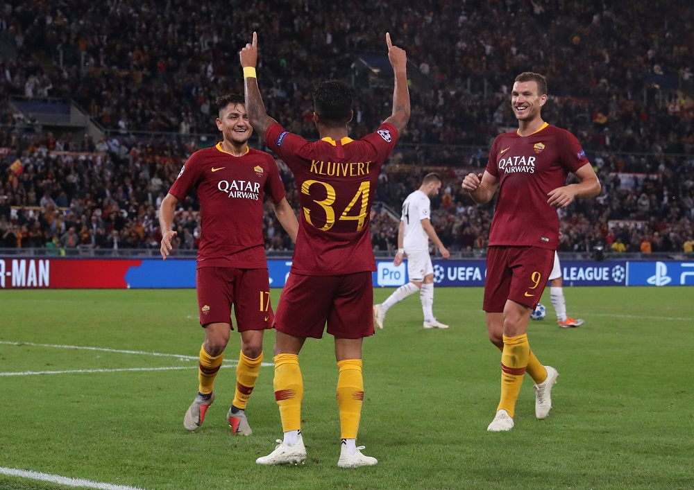 REPORT: Arsenal Have First Option On TWO Roma Stars Following Mkhitaryan Deal