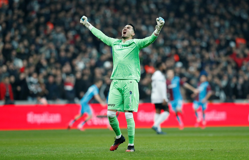 Arsenal And Chelsea Among Four PL Clubs Tracking Turkish International Shot Stopper