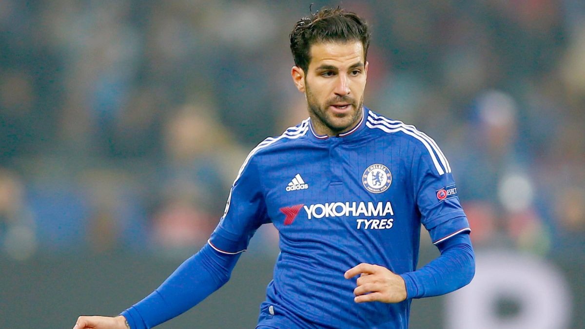 VIDEO Cesc Fabregas called snake by Chelsea steward at Stamford