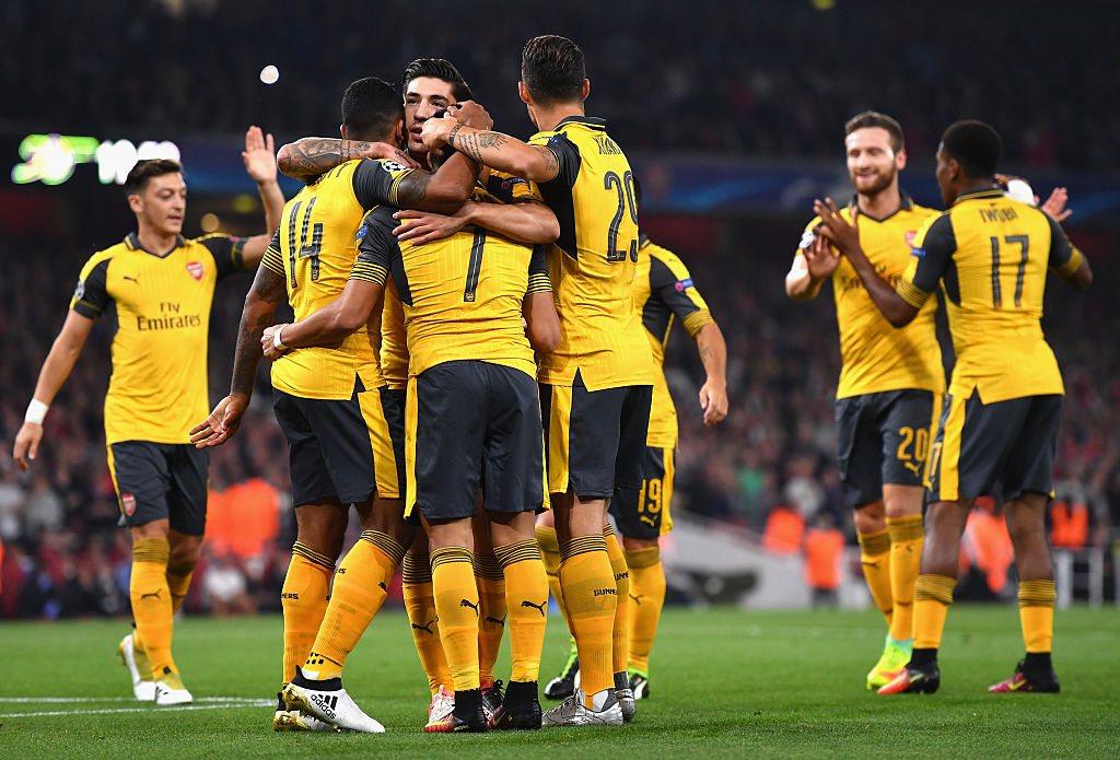 Image result for Arsenal in best form since 2009!