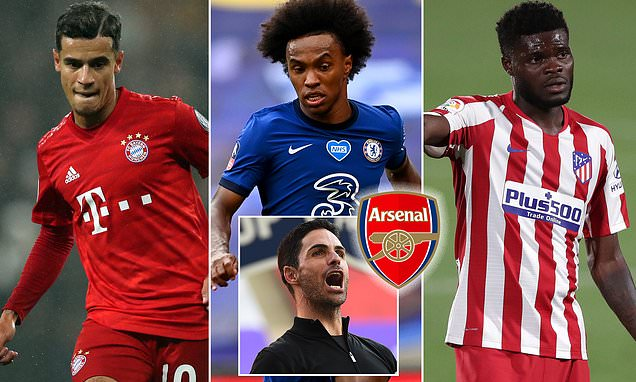 Arsenal Remain Interested In Signing A Defensive Midfielder Box To Box Player And Number 10 Gooner Talk