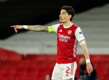 Bellerin: I left Arsenal to win things with Real Betis